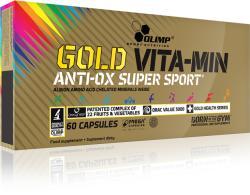 Olimp Sport Nutrition Gold Vita-Min Anti-Ox Super Sport (60 caps. )