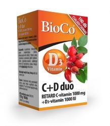 BioCo C+D Vitamin Duo (100 tab. )