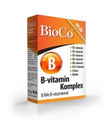 BioCo Vitamin B-Complex (90 tab. )