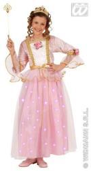 Widmann Rózsaszín hercegnő jelmez - 158cm-es méret (55788)