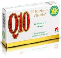 Jó Közérzet Prémium Q10+SE+D3 Vitamin Kapszula 30db