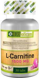 HERBioticum L-carnitine 1500mg tabletta 30db