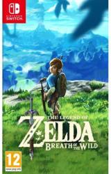 Nintendo The Legend of Zelda Breath of the Wild (Switch)
