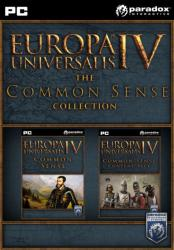 Paradox Interactive Europa Universalis IV Common Sense Collection DLC (PC)