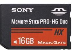Sony MemoryStick PRO-HG Duo 16GB MSHX16G