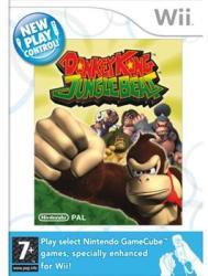 Nintendo Donkey Kong Jungle Beat (Wii)