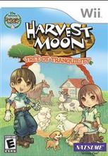 Nintendo Harvest Moon Tree of Tranquility (Wii)