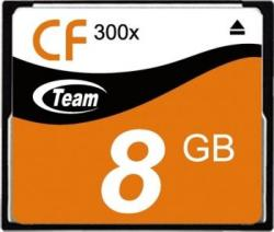 Team Group Compact Flash 8GB 300x TG008G2NCFIA
