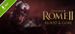 SEGA Rome II Total War Blood & Gore DLC (PC)