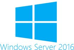 Microsoft Windows Server 2016 Standard S26361-F2567-D520