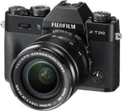 Fujifilm X-T20 +XF 18-55mm