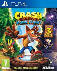 Activision Crash Bandicoot N.Sane Trilogy (PS4)