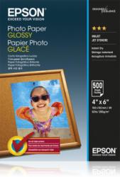 Epson 10x15 Fényes Fotópapír 500Lap 200g (eredeti) (C13S042549)
