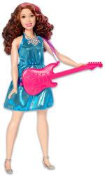 Mattel Barbie - Karrier babák - Zenész/Popsztár (DVF52)