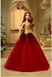 Mattel 2016 Holiday Barbie (DRD25)