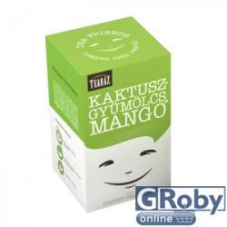 Gárdonyi Teaház Friends zöld tea 24 g kaktusz gyümölcs-mangó (20 filter)