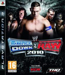 THQ WWE SmackDown vs Raw 2010 (PS3)