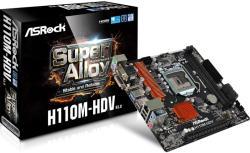 ASRock H110M-HDV R3.0 (90-MXB4W0-AOUAYZ) Дънни платки