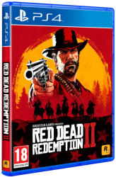 Rockstar Games Red Dead Redemption II (PS4)