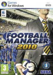 SEGA Football Manager 2010 (PC)