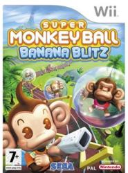SEGA Super Monkey Ball Banana Blitz (Wii)