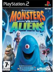 Activision Monsters vs. Aliens (PS2)