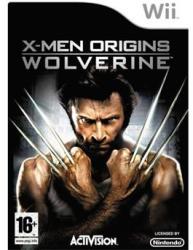 Activision X-Men Origins Wolverine (Wii)