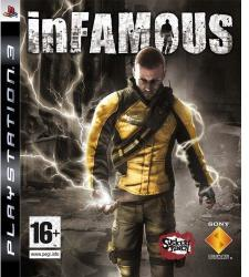 Sony inFamous (PS3)