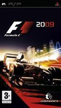 Codemasters F1 Formula 1 2009 (PSP)