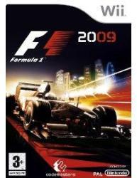 Codemasters F1 Formula 1 2009 (Wii)