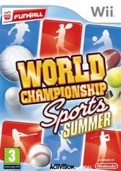 Activision World Championship Sports Summer (Wii)