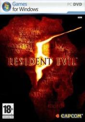Capcom Resident Evil 5 (PC)