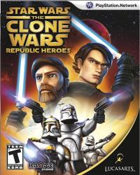 LucasArts Star Wars The Clone Wars Republic Heroes (PSP)