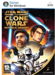LucasArts Star Wars The Clone Wars Republic Heroes (PC)
