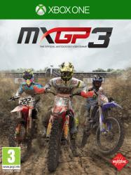 Milestone MXGP3 The Official Motocross Videogame (Xbox One)