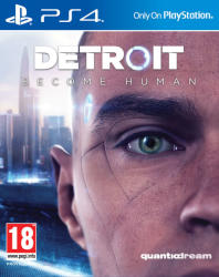 Sony Detroit Become Human (PS4)