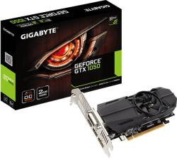 GIGABYTE GeForce GTX 1050 OC Low Profile 2GB GDDR5 128bit (GV-N1050OC-2GL)