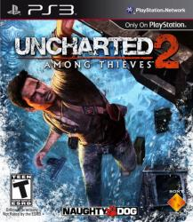 Sony Uncharted 2 Among Thieves (PS3)