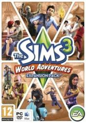 Electronic Arts The Sims 3 World Adventures (PC)