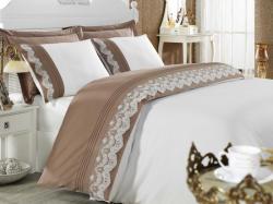 Ecocotton Lenjerie de pat din bumbac organic Bride