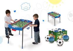 Smoby Set masă de fotbal Challenger Smoby 620200-2 albastru-roşu (SM620200-2)