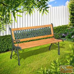 Tectake tamara kerti pad fenyő 800134