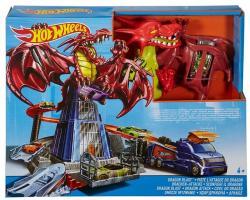 Mattel Hot Wheels - Sárkányzúzó pálya