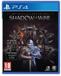 Warner Bros. Interactive Middle-Earth Shadow of War (PS4)