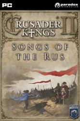 Paradox Interactive Crusader Kings II Songs of the Rus DLC (PC)