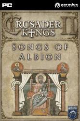 Paradox Interactive Crusader Kings II Songs of Albion DLC (PC)
