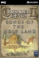 Paradox Interactive Crusader Kings II Songs of the Holy Land DLC (PC)