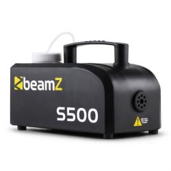 Beamz S500 NEW EDITION 500W машина за дим 50m³ с 250мл пушек (Sky-160.434) (Sky-160.434) - electronic-star