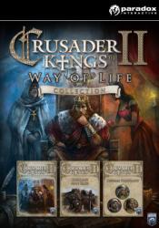 Paradox Interactive Crusader Kings II Way of Life Collection DLC (PC)