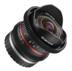 Samyang 8mm T3.1 VDSLR UMC Fish-eye II (Sony E)